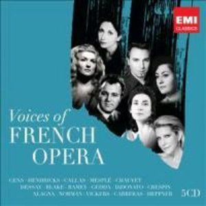 Voices Of French Opera