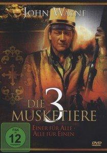 Die 3 Musketiere-mit John Wayne