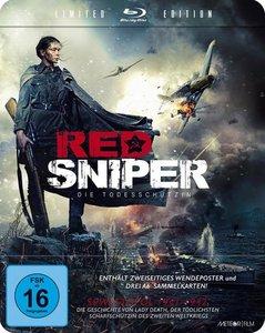 Red Sniper - Die Todesschützin (Limited FuturePak)