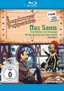 Augsburger Puppenkiste-Das Sams BD