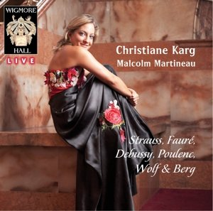 Strauss/Faure/+Wigmore Hall Live