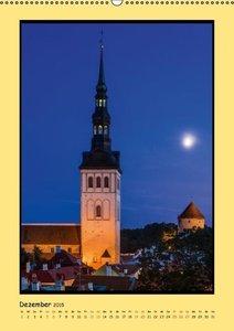 Wenk, M: Tallinn - Kirchen, Türme und Sehenswürdigkeiten (Wa