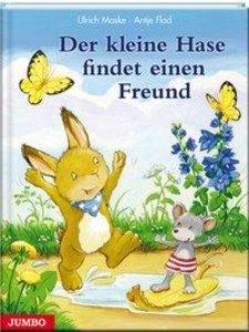 Der kleine Hase findet einen Freund