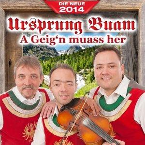 A Geig'n muass her