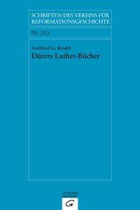 Dürers Luther-Bücher