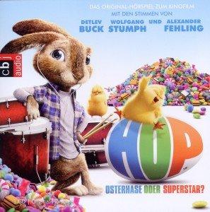 HOP Original Hörspiel zum Kinofilm