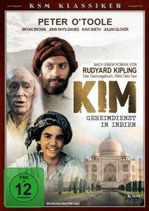 KSM Klassiker: Kim - Geheimdienst in Indien