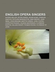 English opera singers