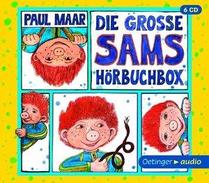 Die große Sams Hörbuchbox