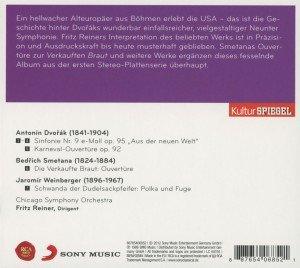 KulturSPIEGEL: Die besten guten-New World Symphony