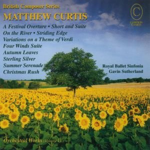 Orchestral Works-A Festival Overture