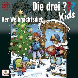 Die drei ??? Kids 57: Der Weihnachtsdieb