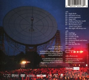 Live At Jodrell Bank