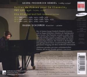 Die Klaviersuiten