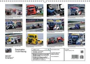 Faszination Truck Racing (Wandkalender 2016 DIN A3 quer)
