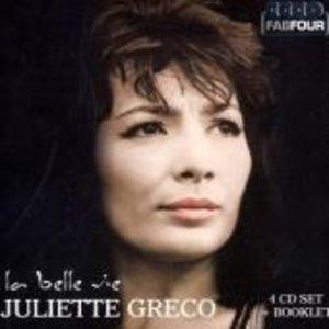 Juliette Greco. La belle vie