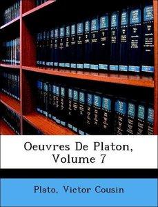 Oeuvres De Platon, Volume 7
