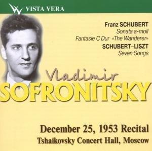 Vladimir Sofronitsky,Klavier