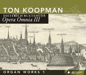 Opera Omnia III,Organ Works I