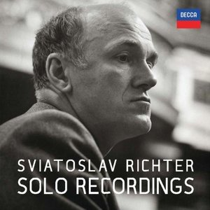 Svjatoslav Richter-Solo Recordings