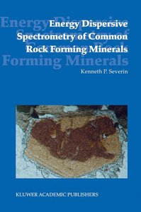 Energy Dispersive Spectrometry of Common Rock Forming Minerals