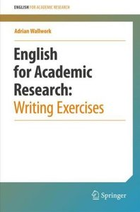 English for Academic Research: Writing Exercises