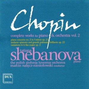 Werke Für Klavier Und Orchester Vol.2