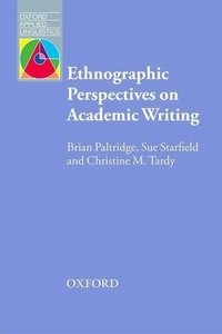 Writing in the Academy Ethnic Perspectives Paperback