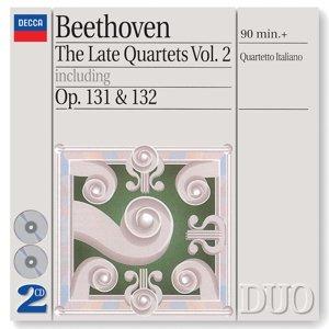 Streichquartette 14,15
