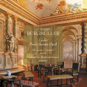 Lieder/Piano Sonata op.8
