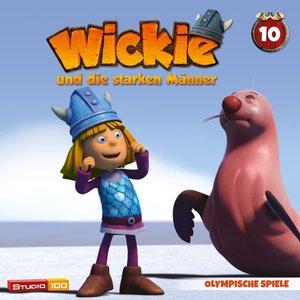 Wickie-10: Olympische Spiele U.A.(Cgi)