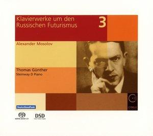 Klavierwerke um den russischen Futurismus voo.3