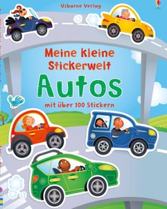 Meine kleine Stickerwelt: Autos