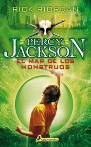 Percy Jackson 02. El mar de los monstruos