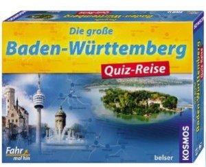 Kosmos 691707 - Die große Baden-Württemberg Quiz-Reise