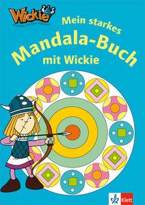 Mein starkes Mandala-Buch mit Wickie