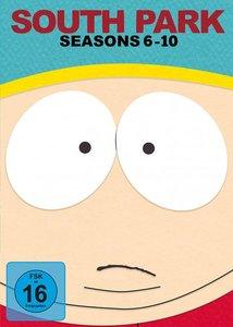South Park - Season 6-10