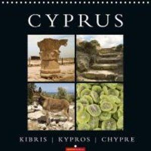 Cyprus - Kibris - Kypros - Chypre (Wall Calendar 2015 300 × 300
