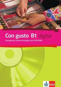 Con gusto. B1 digital. DVD-ROM