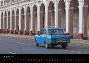 Cuba Highlights (UK-Version) (Wall Calendar 2015 DIN A3 Landscap