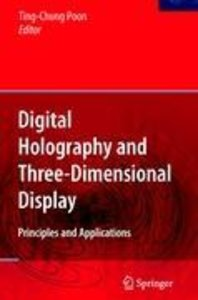 Digital Holography and Three-Dimensional Display