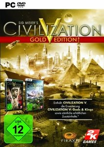 Sid Meiers Civilization V - Gold Edition