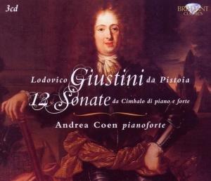 Giustini: 12 Sonatas For Pianoforte