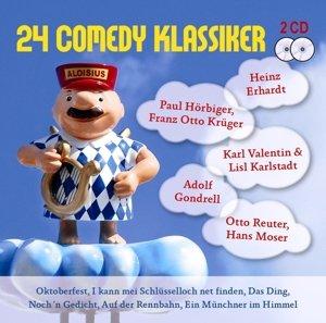 24 Comedy Klassiker