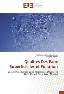 Qualités Des Eaux Superficielles et Pollution