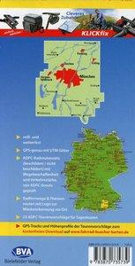 ADFC-Regionalkarte München und Umgebung 1 : 75 000