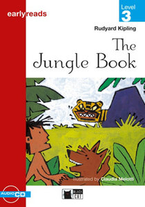 The Jungle Book - Level 3 - Buch mit Audio-CD
