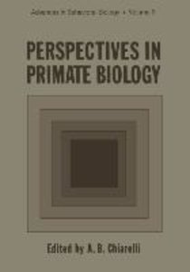 Perspectives in Primate Biology