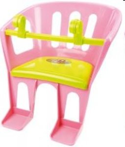 Lena 61160 - Fahhrad-Lenker-Sitz für Puppen, sortiert
