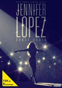 Jennifer Lopez-Dance Again